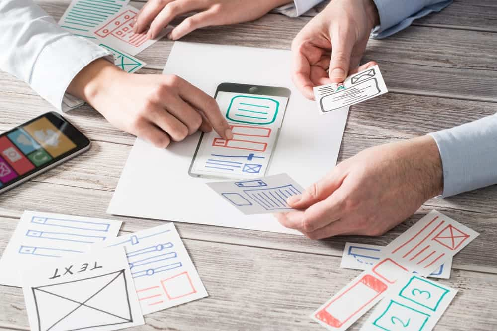 The best practices for mobile UX website design